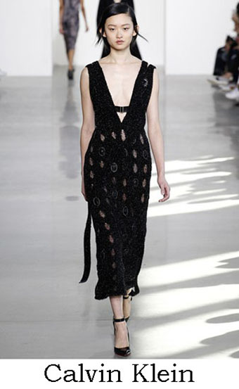 Style Calvin Klein Autunno Inverno 2016 2017 Donna 26