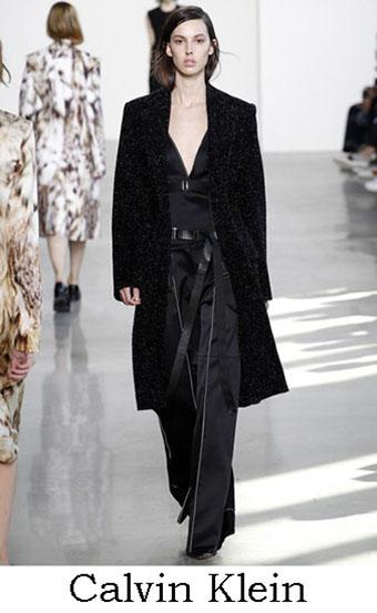 Style Calvin Klein Autunno Inverno 2016 2017 Donna 27