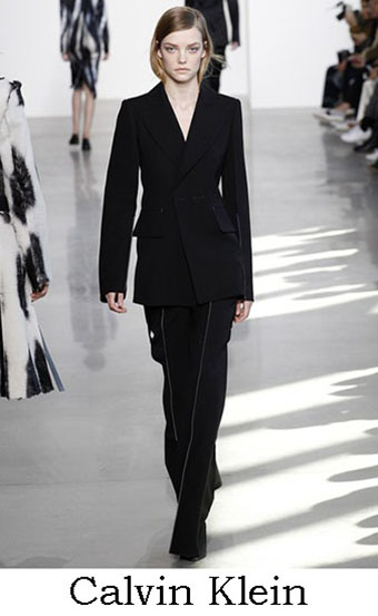Style Calvin Klein Autunno Inverno 2016 2017 Donna 30