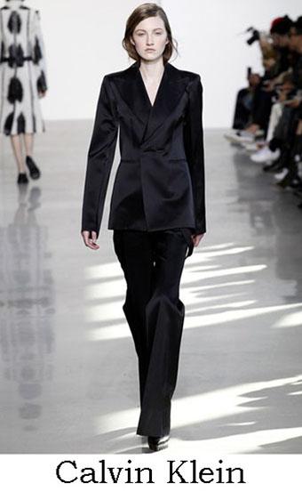 Style Calvin Klein Autunno Inverno 2016 2017 Donna 31