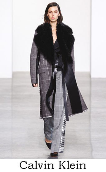 Style Calvin Klein Autunno Inverno 2016 2017 Donna 32