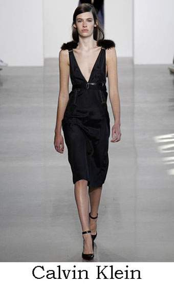 Style Calvin Klein Autunno Inverno 2016 2017 Donna 38