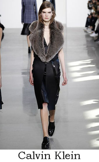 Style Calvin Klein Autunno Inverno 2016 2017 Donna 5