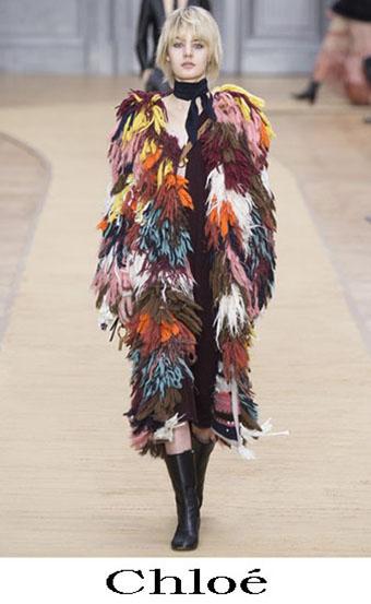 Style Chloé Autunno Inverno 2016 2017 Moda Donna 1