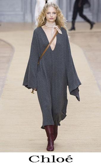 Style Chloé Autunno Inverno 2016 2017 Moda Donna 10