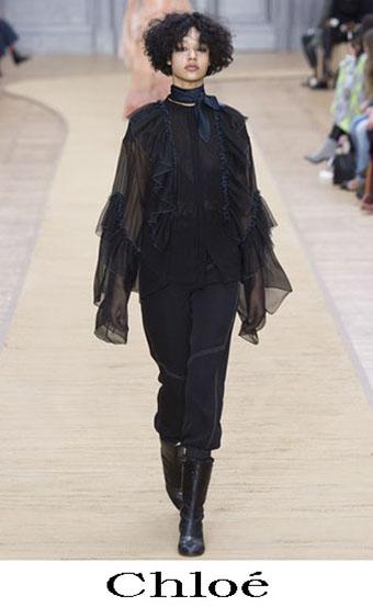 Style Chloé Autunno Inverno 2016 2017 Moda Donna 13