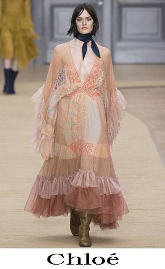 Style Chloé Autunno Inverno 2016 2017 Moda Donna 14