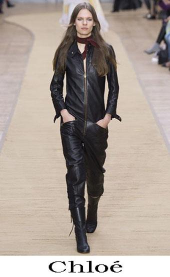 Style Chloé Autunno Inverno 2016 2017 Moda Donna 16