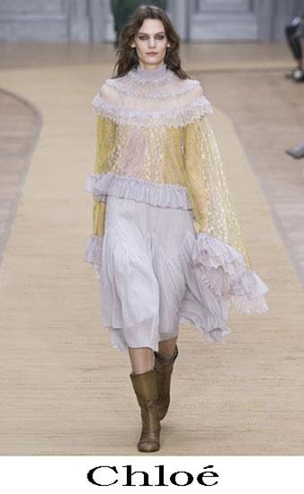 Style Chloé Autunno Inverno 2016 2017 Moda Donna 17