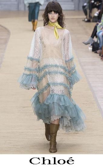 Style Chloé Autunno Inverno 2016 2017 Moda Donna 19