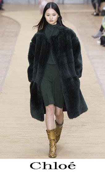 Style Chloé Autunno Inverno 2016 2017 Moda Donna 22
