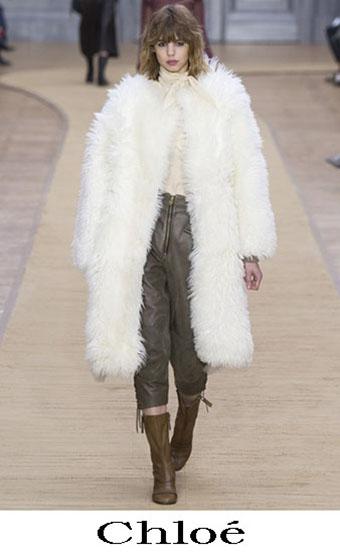 Style Chloé Autunno Inverno 2016 2017 Moda Donna 27