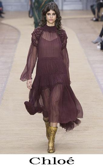 Style Chloé Autunno Inverno 2016 2017 Moda Donna 28