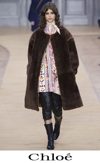Style Chloé Autunno Inverno 2016 2017 Moda Donna 3