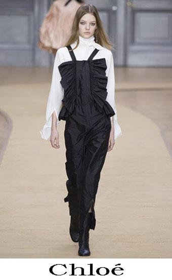 Style Chloé Autunno Inverno 2016 2017 Moda Donna 31