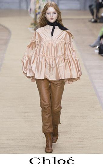 Style Chloé Autunno Inverno 2016 2017 Moda Donna 32