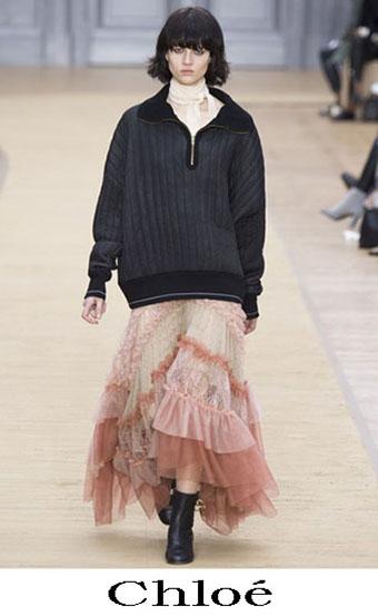 Style Chloé Autunno Inverno 2016 2017 Moda Donna 37