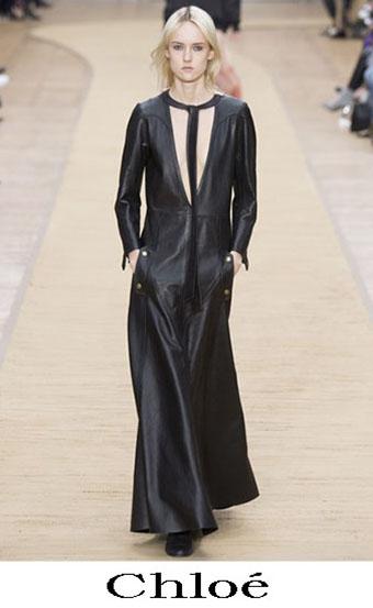 Style Chloé Autunno Inverno 2016 2017 Moda Donna 38