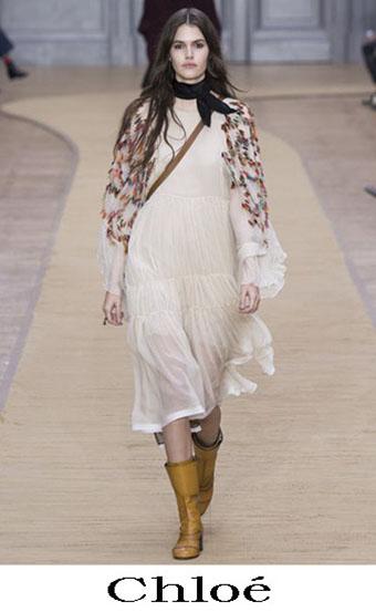 Style Chloé Autunno Inverno 2016 2017 Moda Donna 43
