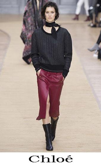 Style Chloé Autunno Inverno 2016 2017 Moda Donna 5
