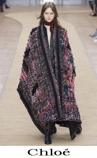 Style Chloé Autunno Inverno 2016 2017 Moda Donna 6