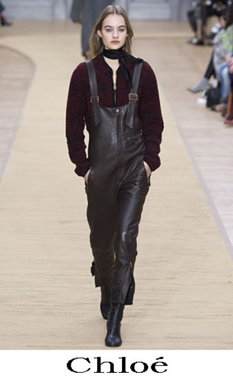 Style Chloé Autunno Inverno 2016 2017 Moda Donna 9