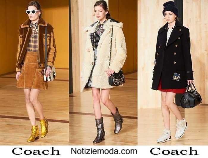 Style Coach Autunno Inverno 2016 2017 Moda Donna