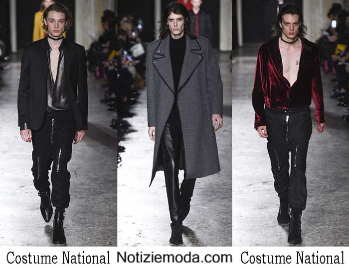 Style Costume National Autunno Inverno 2016 2017 Uomo