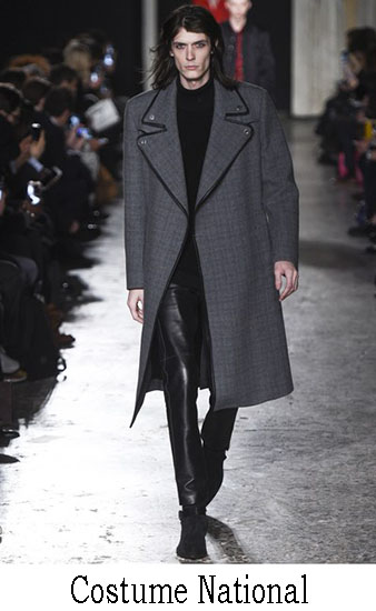 Style Costume National Autunno Inverno Uomo 16