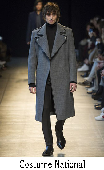 Style Costume National Autunno Inverno Uomo 4