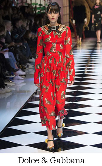 Style Dolce Gabbana Autunno Inverno 2016 2017 Look 10