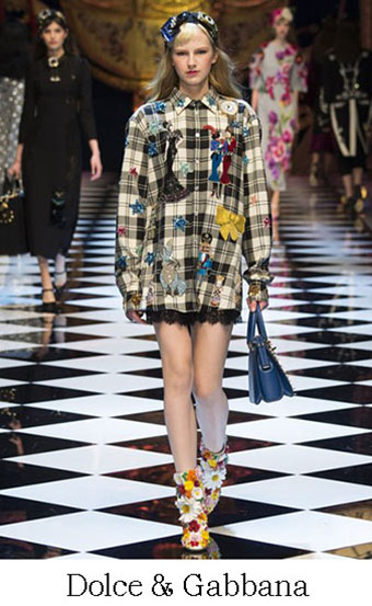 Style Dolce Gabbana Autunno Inverno 2016 2017 Look 18