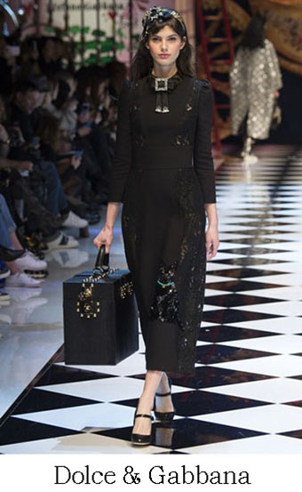 Style Dolce Gabbana Autunno Inverno 2016 2017 Look 19