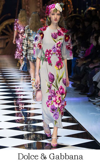Style Dolce Gabbana Autunno Inverno 2016 2017 Look 20