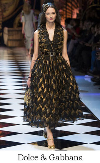 Style Dolce Gabbana Autunno Inverno 2016 2017 Look 22