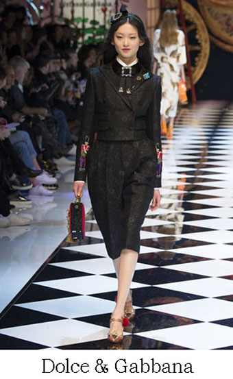Style Dolce Gabbana Autunno Inverno 2016 2017 Look 25