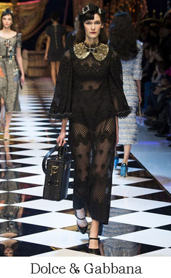 Style Dolce Gabbana Autunno Inverno 2016 2017 Look 26