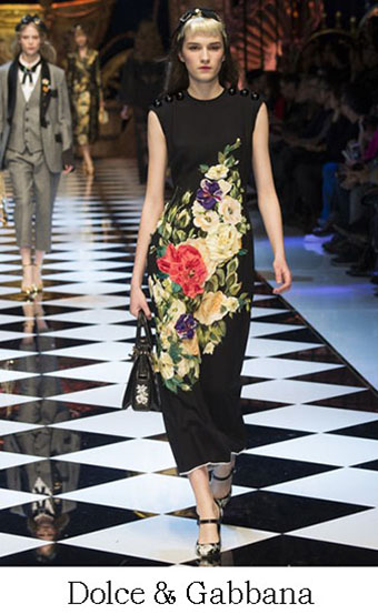 Style Dolce Gabbana Autunno Inverno 2016 2017 Look 29
