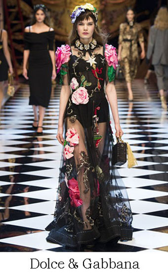Style Dolce Gabbana Autunno Inverno 2016 2017 Look 32