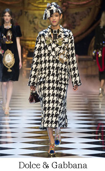 Style Dolce Gabbana Autunno Inverno 2016 2017 Look 34
