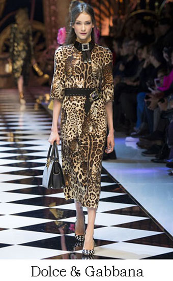 Style Dolce Gabbana Autunno Inverno 2016 2017 Look 35