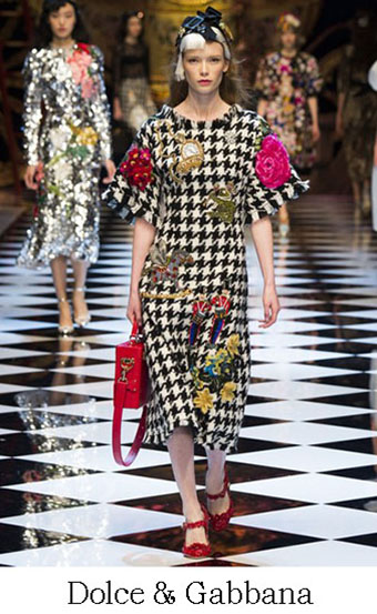 Style Dolce Gabbana Autunno Inverno 2016 2017 Look 39