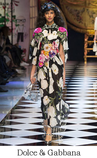 Style Dolce Gabbana Autunno Inverno 2016 2017 Look 44