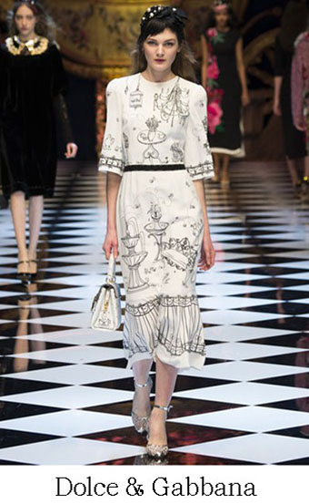 Style Dolce Gabbana Autunno Inverno 2016 2017 Look 47