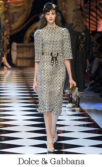 Style Dolce Gabbana Autunno Inverno 2016 2017 Look 48