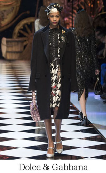 Style Dolce Gabbana Autunno Inverno 2016 2017 Look 49