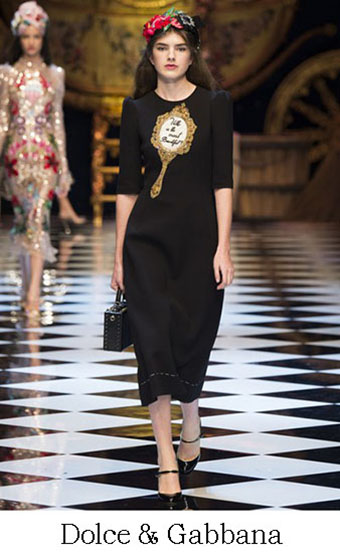 Style Dolce Gabbana Autunno Inverno 2016 2017 Look 52