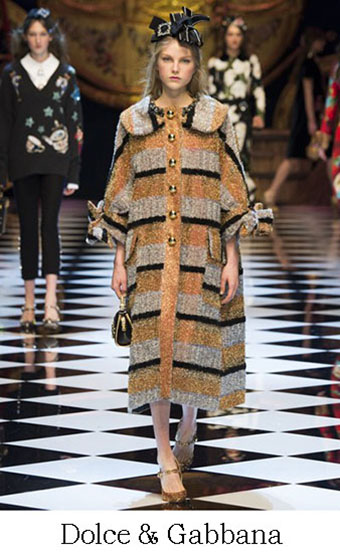 Style Dolce Gabbana Autunno Inverno 2016 2017 Look 57