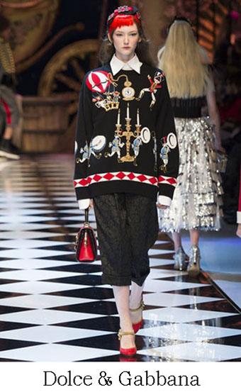 Style Dolce Gabbana Autunno Inverno 2016 2017 Look 8