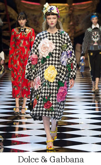 Style Dolce Gabbana Autunno Inverno 2016 2017 Look 9